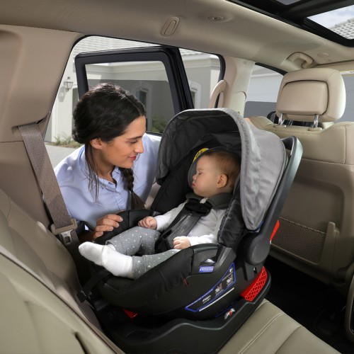 Free Shipping!! Britax B-Safe 35 Infant Car Seat in Raven Brand New!