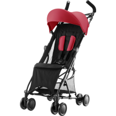 BRITAX Holiday - Flame Red