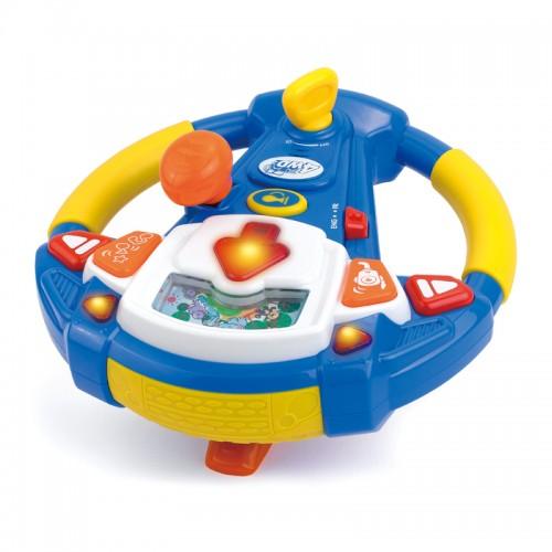 Hap-P-Kid Safari Steering Wheel
