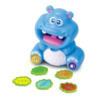 HAP-P-KID Counting Hippo