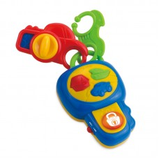 Hap-P-Kid My First Learning Keys | Stroller Toys