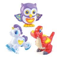 Hap-P-Kid Fairy Tales Animals ( Dragon/ Owl/ Unicorn)