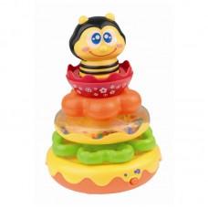 HAP-P-KID Honey Bee Stacking Rings