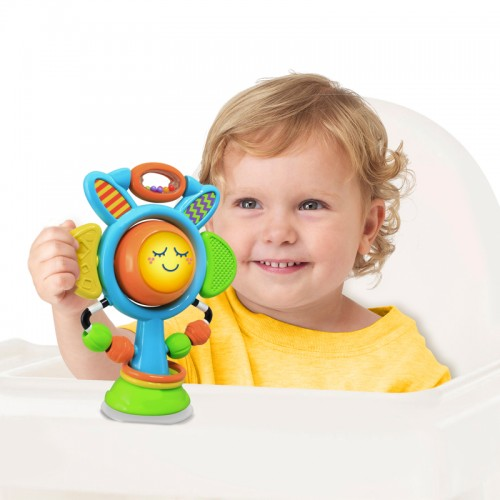 Hap-P-Kid Sun N Glow Highchair Toy