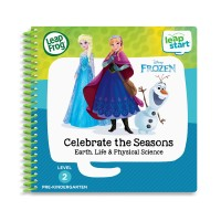 LeapFrog LeapStart® 3D Frozen Celebrate the Seasons Earth, Life & Physical Science