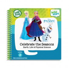 LeapFrog LeapStart® 3D Frozen Celebrate the Seasons Earth, Life & Physical Science