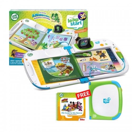 Leap Start Roadster Racers Book Level Replayable Activities Audio Animations 3d