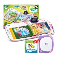 LeapFrog LeapStart 3D Interactive Learning System Pink + Free Book (worth $22.90)