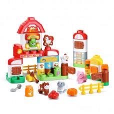 LeapFrog LeapBuilders Block Play - Food Fun Family