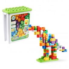 LEAPFROG LeapBuilders Block Play -  81-Piece Jumbo Blocks Box™