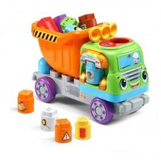 LEAPFROG LeapBuilders Block Play - Store and Go Dump Truck