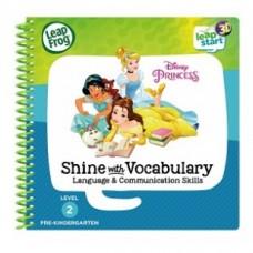 LEAPFROG LeapStart Book - Disney Princess, Shine with Vocabulary