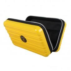Lamborghini Accessories Pouch - Black / Yellow