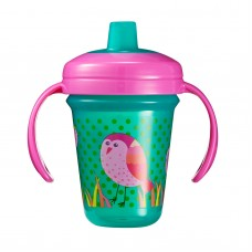 THE FIRST YEARS Stackable 7oz Soft Spout Trainer Cup - Bird