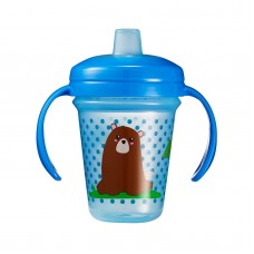 THE FIRST YEARS Stackable 7oz Soft Spout Trainer Cup - Sea Lion