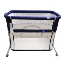 ZIBOS Anta Bedside Crib  (With Travel Bag & Mosquito Net)