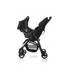 BRITAX Light + i-Size Travel System