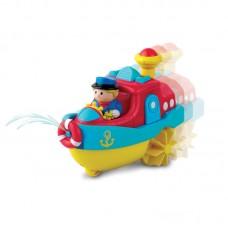 HAP-P-KID 3-In-1 Bathtub Transport (Red/Yellow)