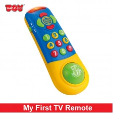 HAP-P-KID My First TV Remote