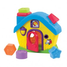 HAP-P-KID Playhouse Shape Sorter