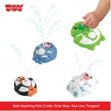 HAP-P-KID Bath Squirting Pals (Turtle, Polar Bear, Sea Lion, Penguin)