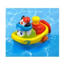 HAP-P-KID Wind-Up Bath Boat