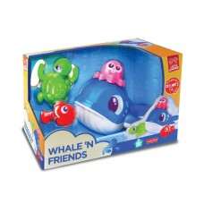 HAP-P-KID Whale 'N Friends