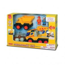 HAP-P-KID Construction Playset