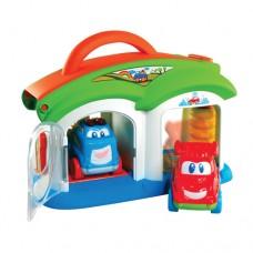 HAP-P-KID Vroom Vroom Charge Station