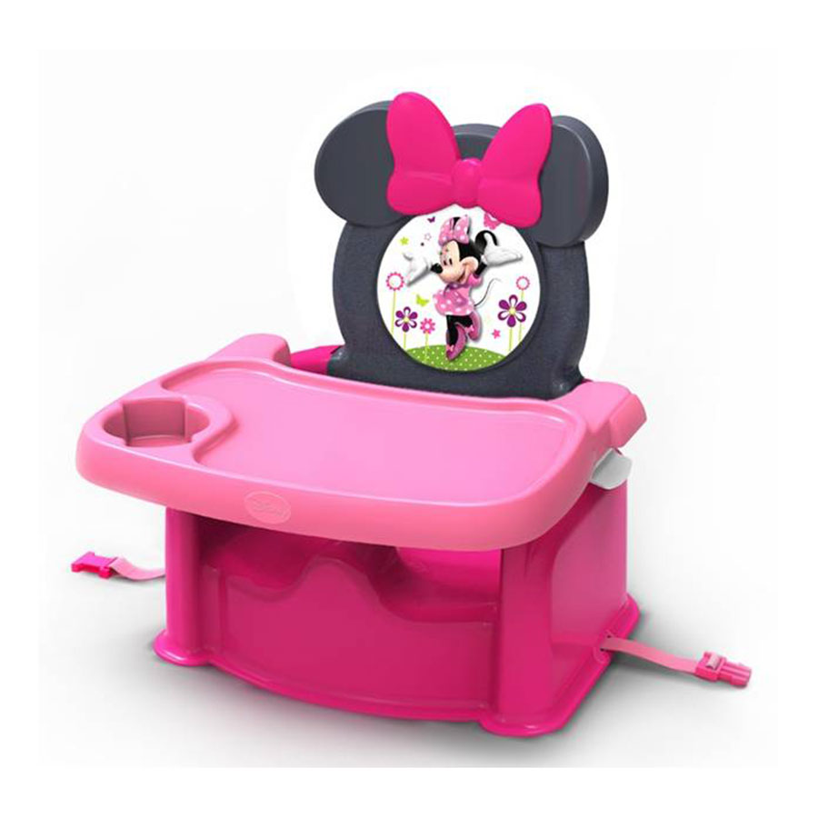 THE FIRST YEARS DISNEY COLLECTION: Minnie Mouse Booster Seat